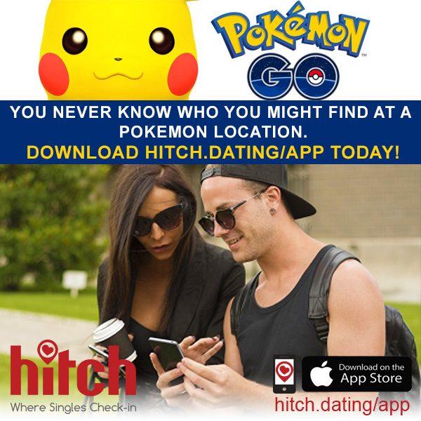 Pokemon Go | Where Singles Check In | Free Dating App